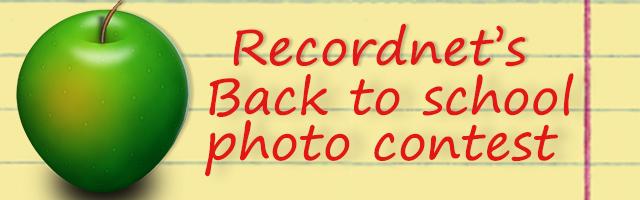 Recordnet�s Back to School photo contest